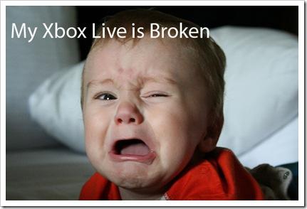 Broken Xbox Live