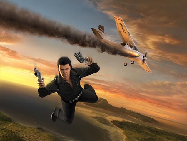 Just Cause 2 video game picture